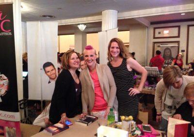 Jennifer & Tara Sivec. Oh, and Adam Levine.